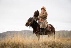 Eagle festival Mongolia
